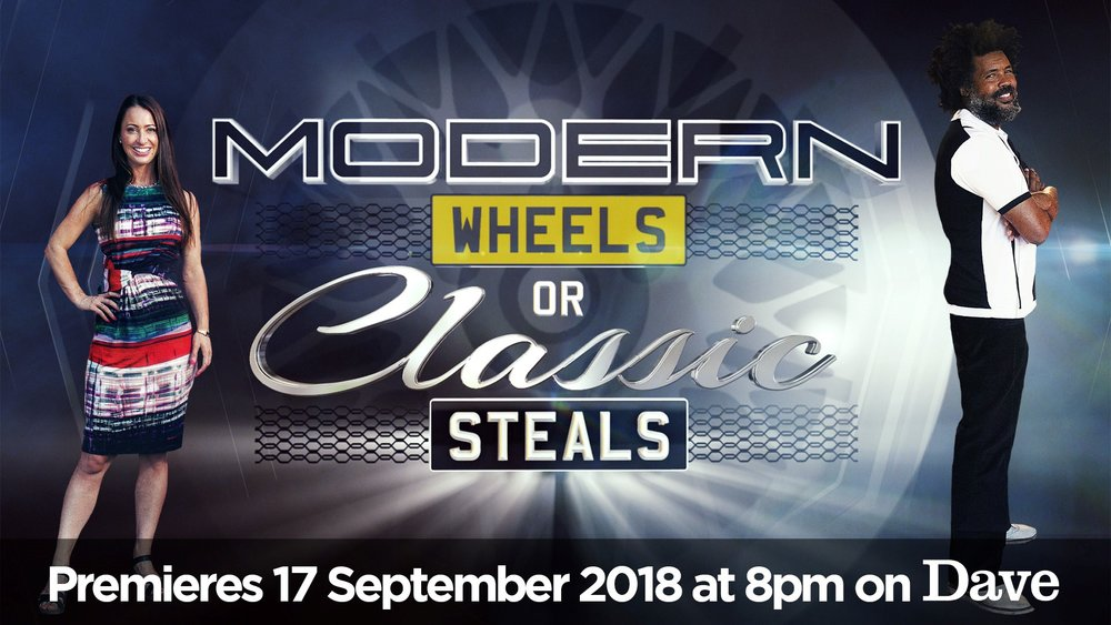 Modern Wheels Or Classic Steals