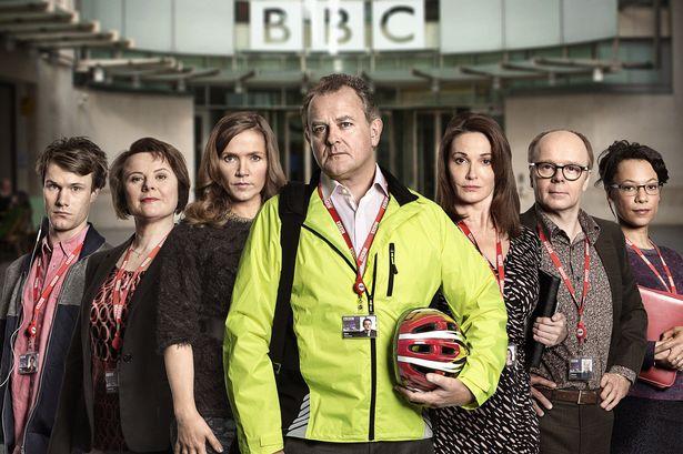 BBC series W1A