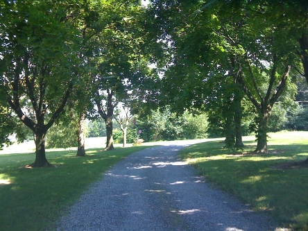 COUNTRY PATHWAY IN KUTZTOWN, PA