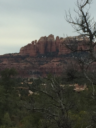 """HIKE IN SEDONA"" FROM WISE OWL LINDA"