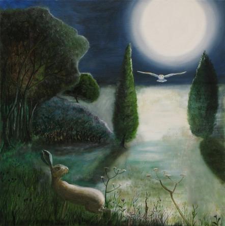 """Spellbound"", by David Harrison – poodle666.com"