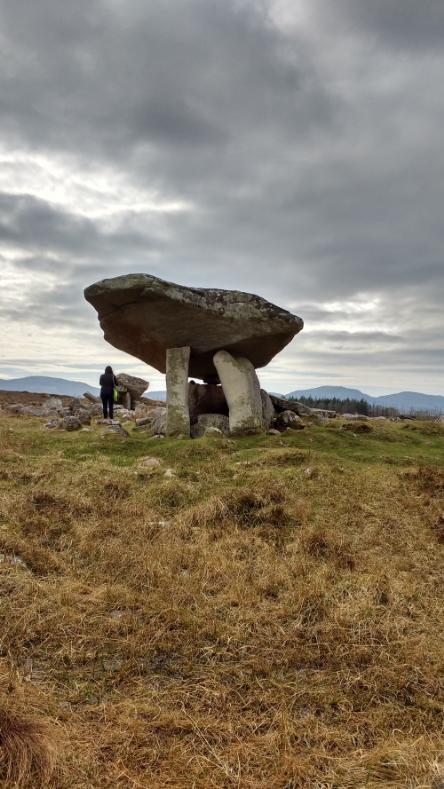 KILCLOONEY DOLMEN IN IRELAND TAKE BY WISE OWL LEELA