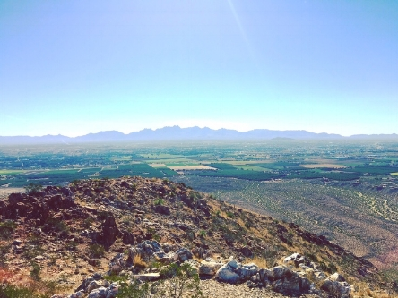 PICACHO PEAK TRAIL, LAS CRUCES, NEW MEXICO. SHARED BY WISE OWL ESMERALDA