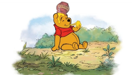 This-Winnie-the-Pooh-tattoo-shows-Pooh-Bear-directing-music-while-holding-his-favorite-honey-pot.jpg