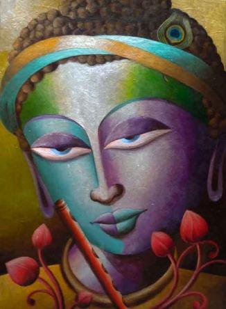 Buddha – by Dhananjay Mukherjee @ Kolkata Art House
