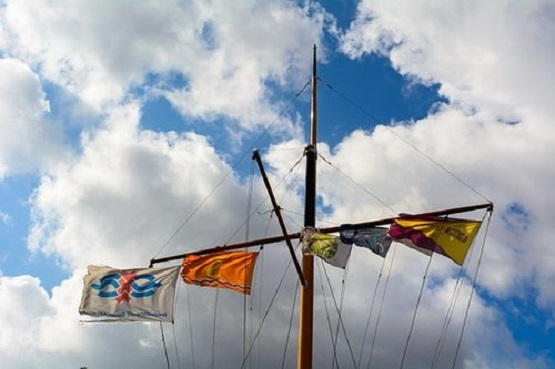 TALL SHIP FLAGS