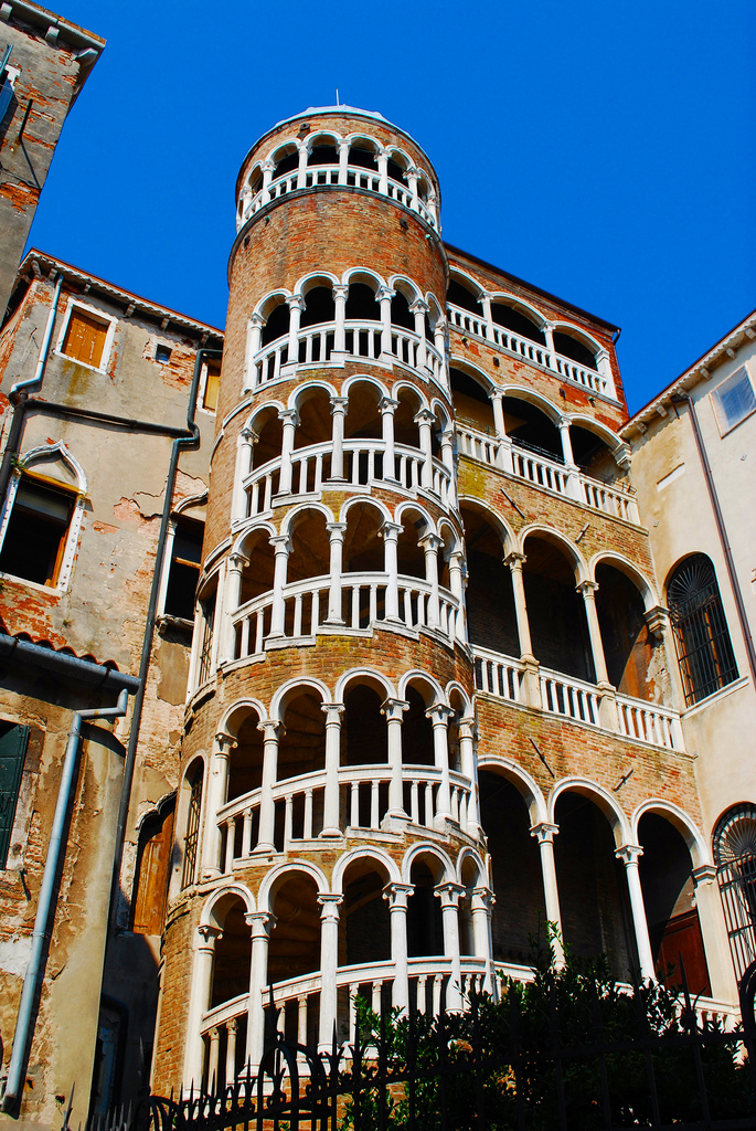 Spiral Staircase, Venice.jpg