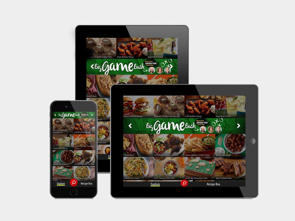 Food network big game bash vyork design 2014 forumfinder Images