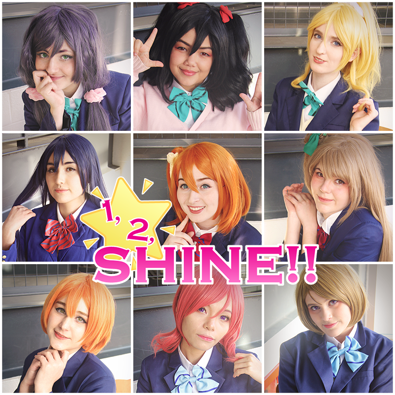 """Love Live Idol Performance"" 1, 2, SHINE!!"