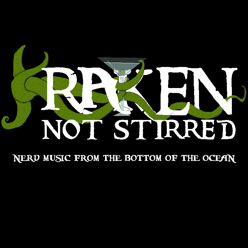 """Nerd Music/Live Performance"" Kraken Not Stirred"
