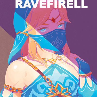 Ravefirell Illustration