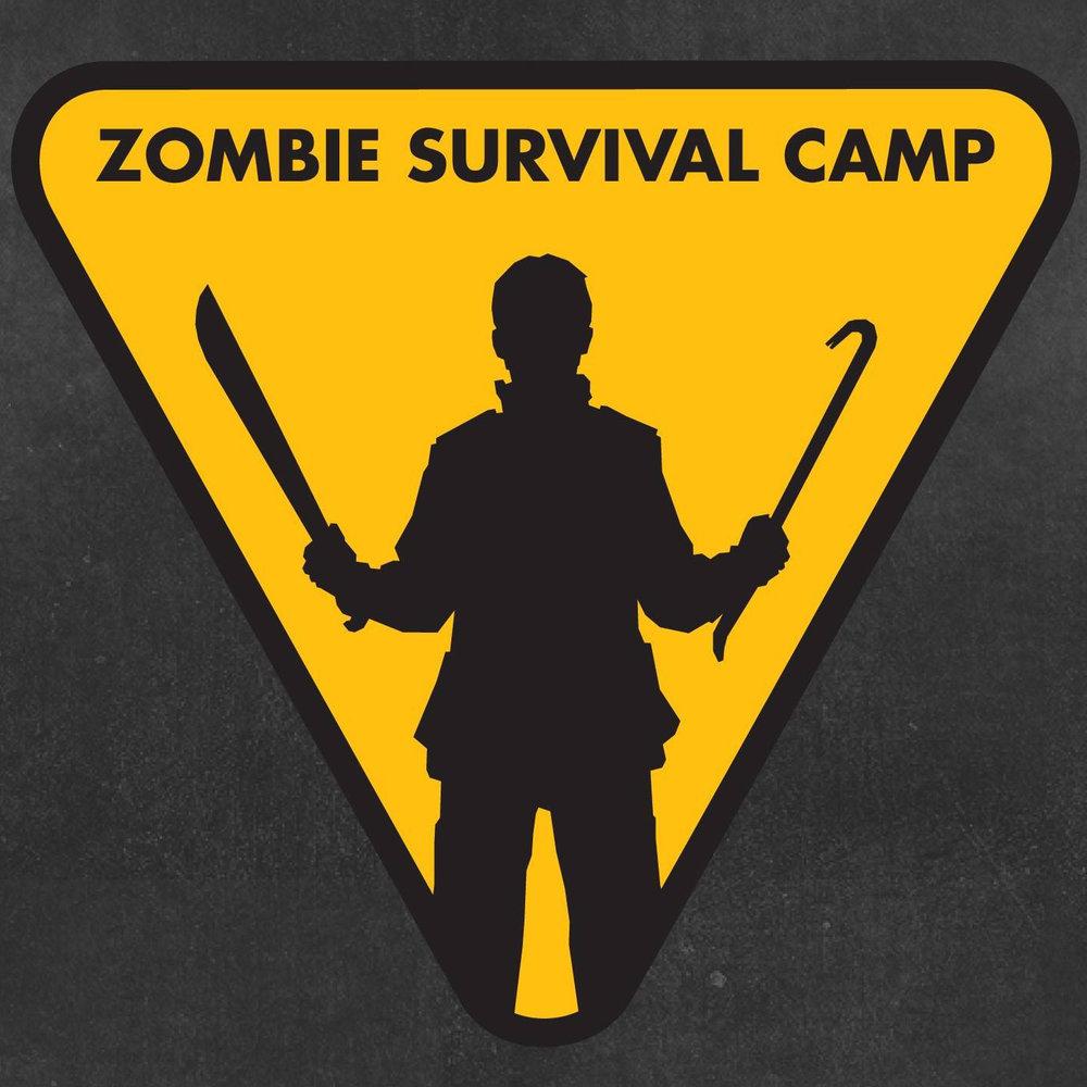 Zombie Survival Camp!