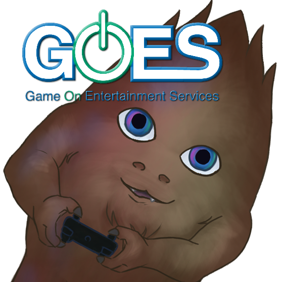 Free play Gaming Arcade with GOES!