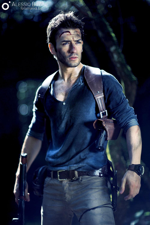 Nathan Drake - Uncharted 4 (Fotomania) #1.jpg