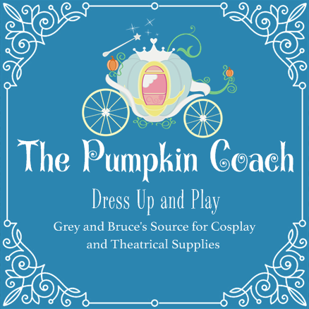 The Pumpkin Coach featuring Dreamer's Cosplay