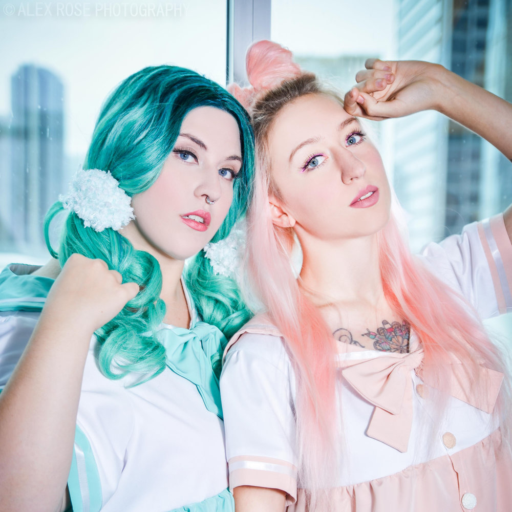 """The Good, The Bad, And The Baity - Queer Characters in Anime"" & ""Cosplay with Your Bae!"" Laurabel Cosplay"