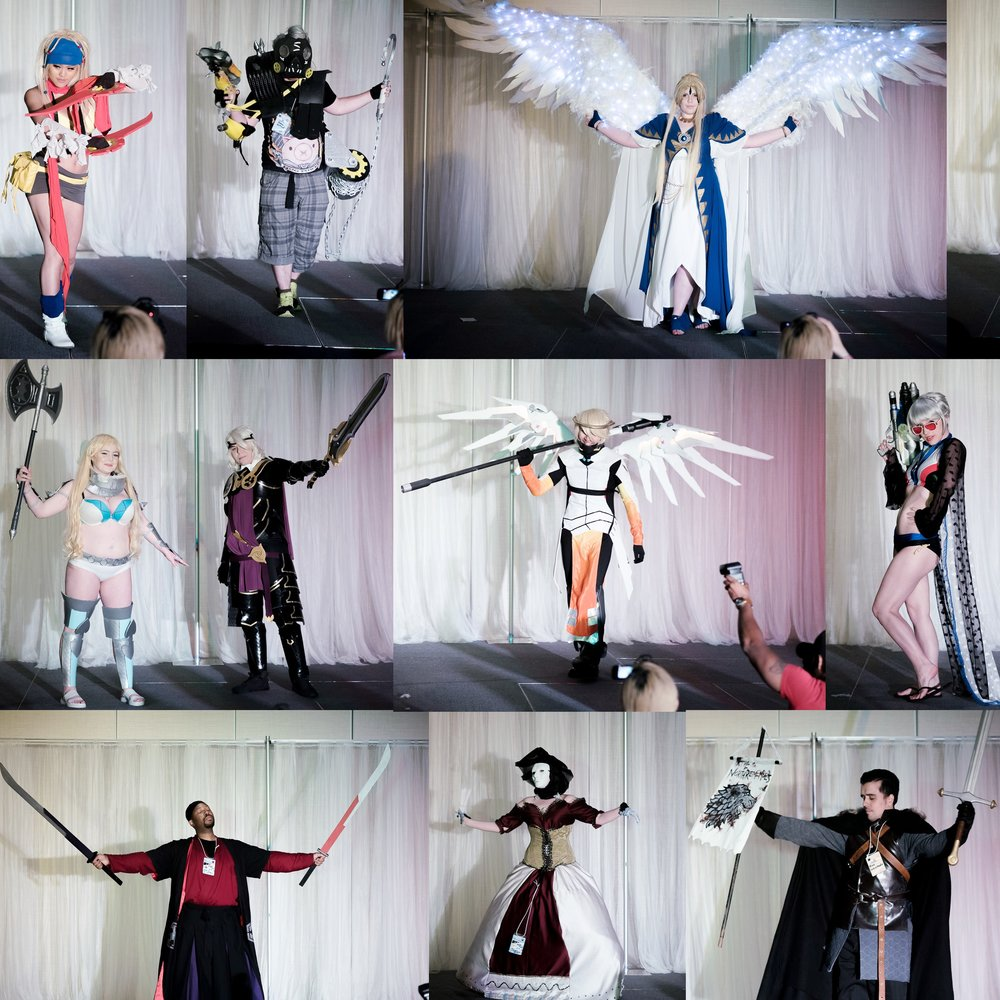 Open Cosplay Showcase!