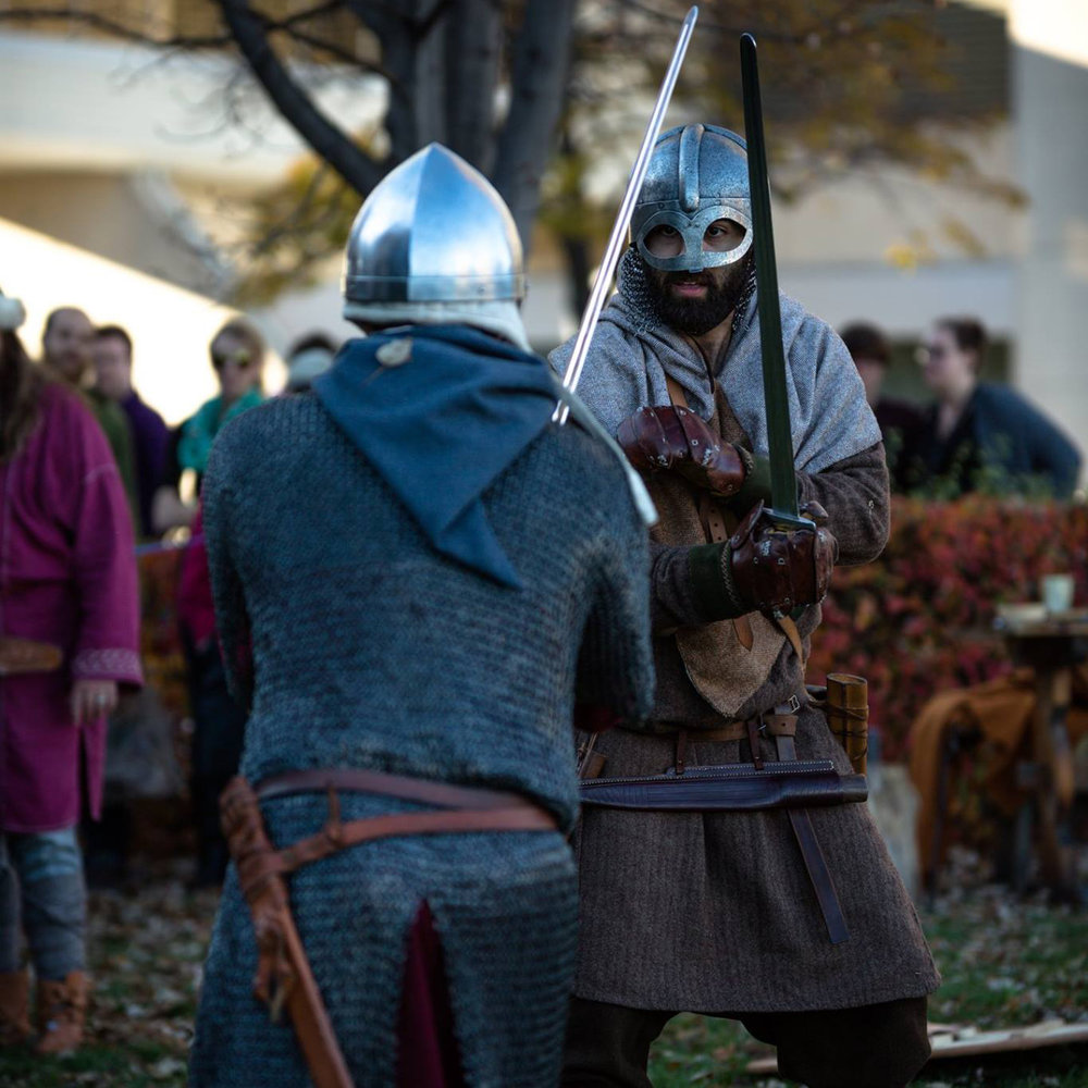Viking Combat and more!