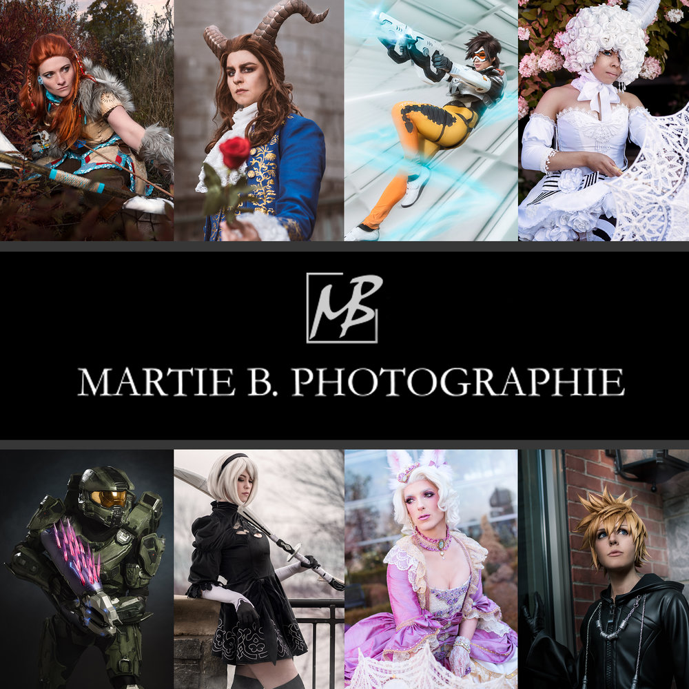 """Cosplay Photography Q&A"" Martie B. Photographie"