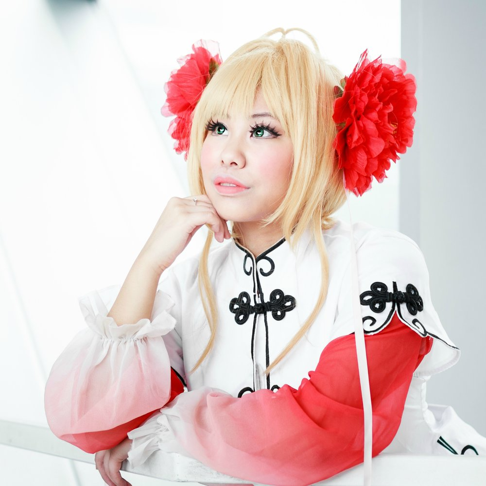 """Singing Performance"" Yumemi Cosplay"