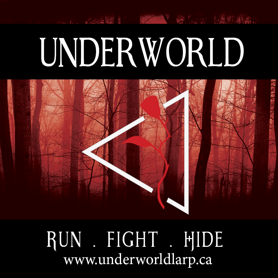 LARP Activities with Underworld (Boffer Fighting Pit and more!)
