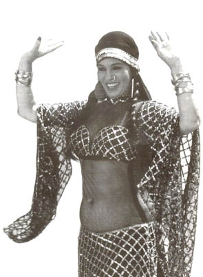 Egyptian Belly Dancer Fifi Abdou