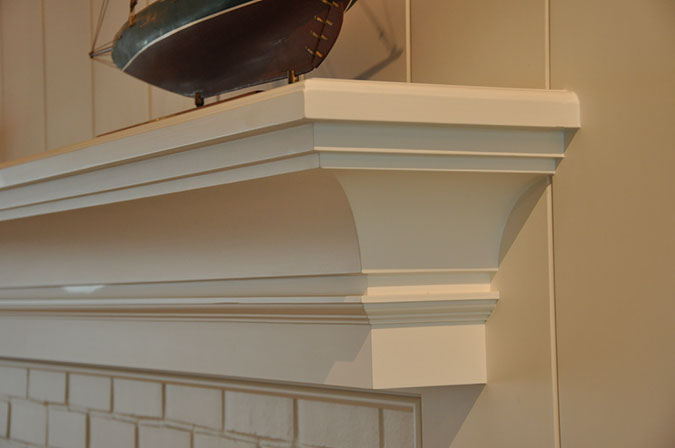 Portland Heights Remodel Moulding