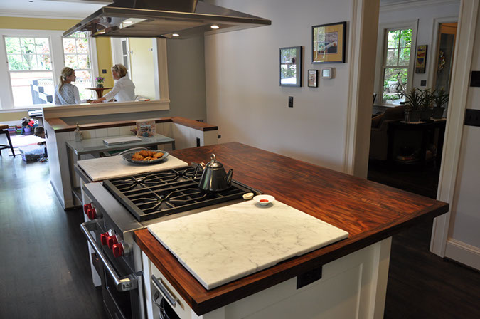 Southwest Portland Remodel Countertops