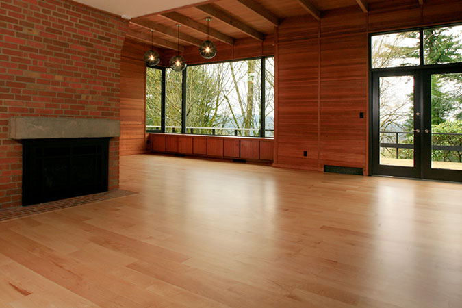 Portland John Storrs Remodel Fireplace