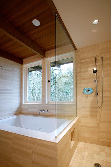 Portland John Storrs Remodel Shower