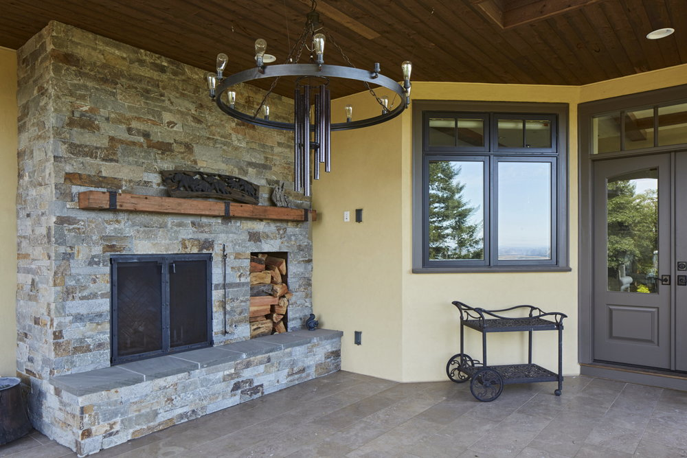 Newberg Custom Home Guest House
