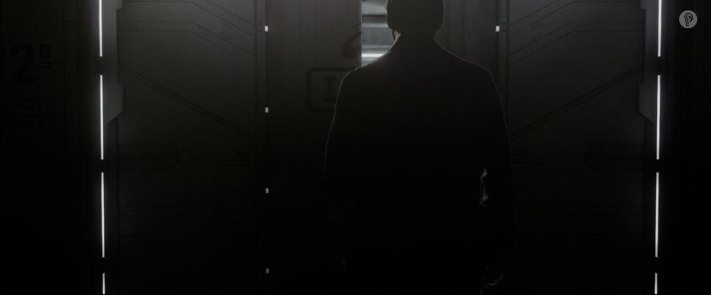 door: lighting, texturing, rendering