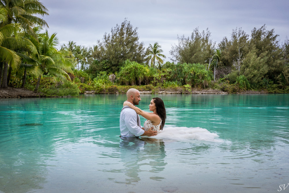 Honeymoon at the Four Seasons, Bora Bora Photographer