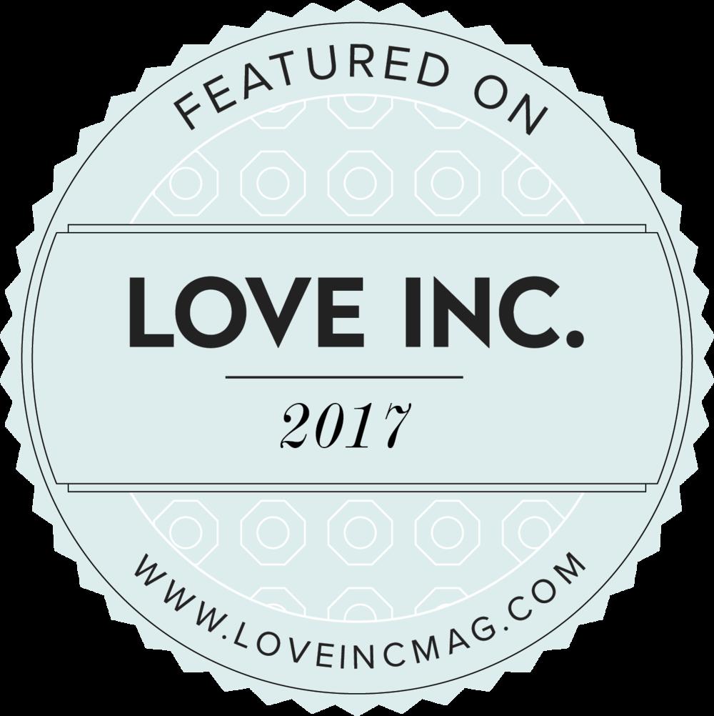 Copy of Love Inc