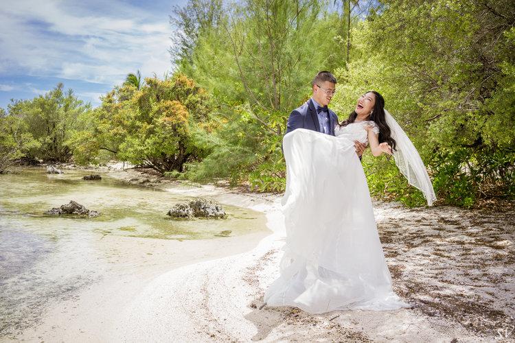 INTimaTE WEDDING &TRASH THE DRESS - Vicky + Ricky - November 2016