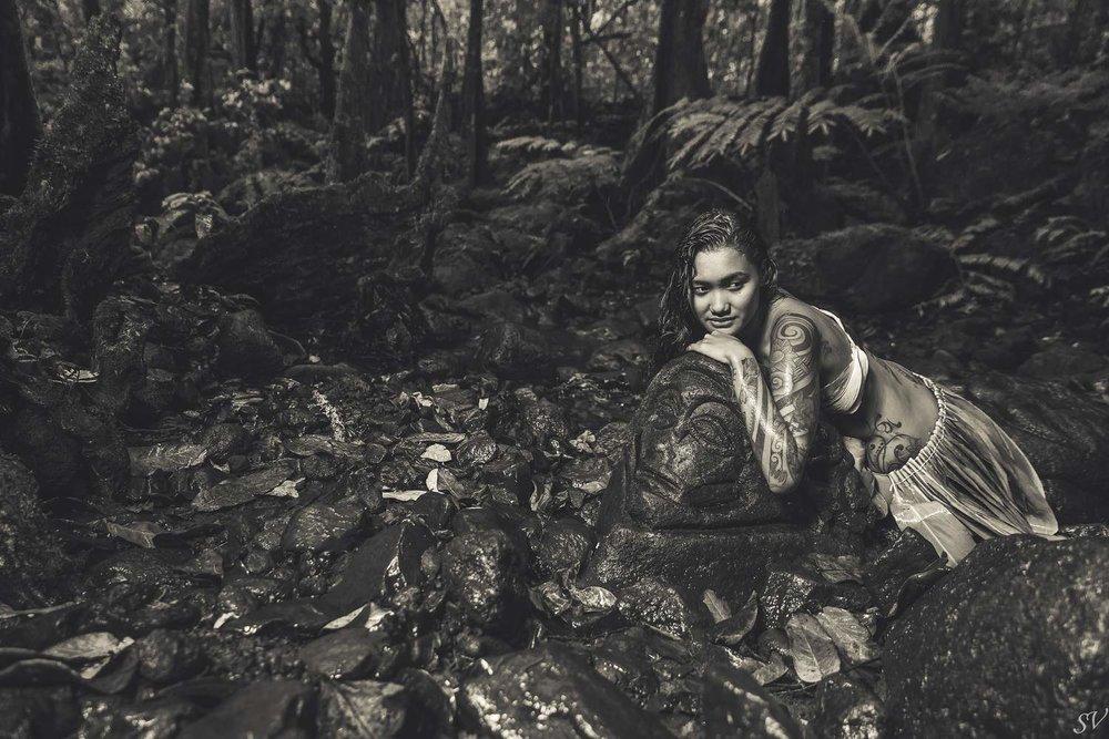 Polynesian vibes - Moorea