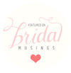 Bridal Musings magazine