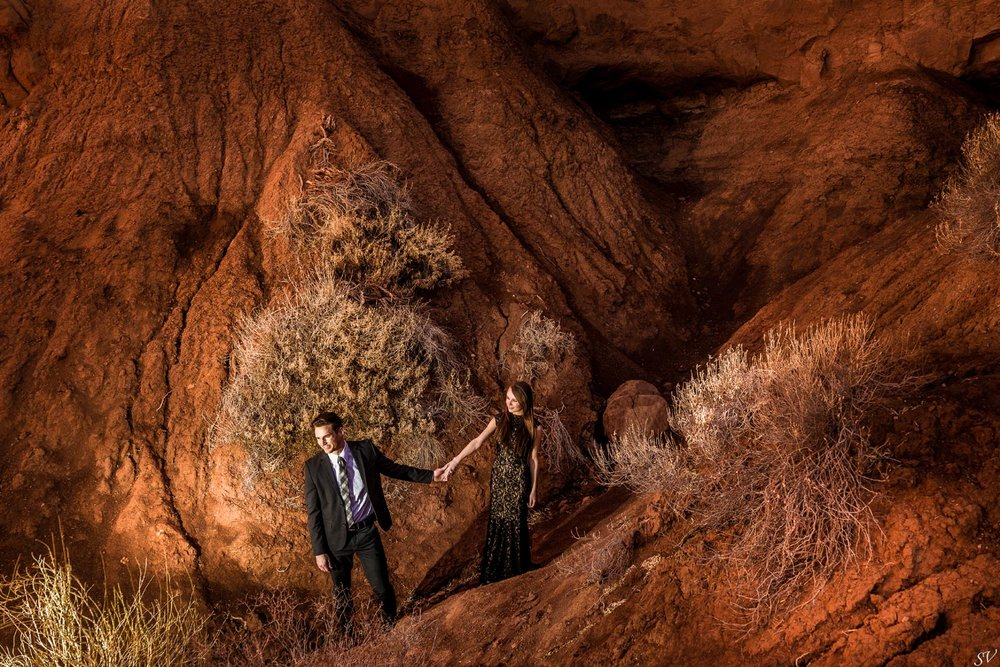 engagement shoot  - Amoriese + Kyler - Utah