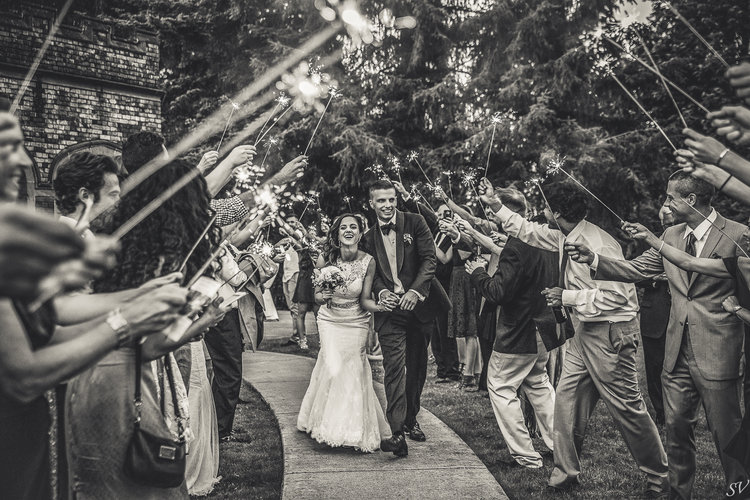 wedding day - Kelly + Spencer - Seattle / Tacoma