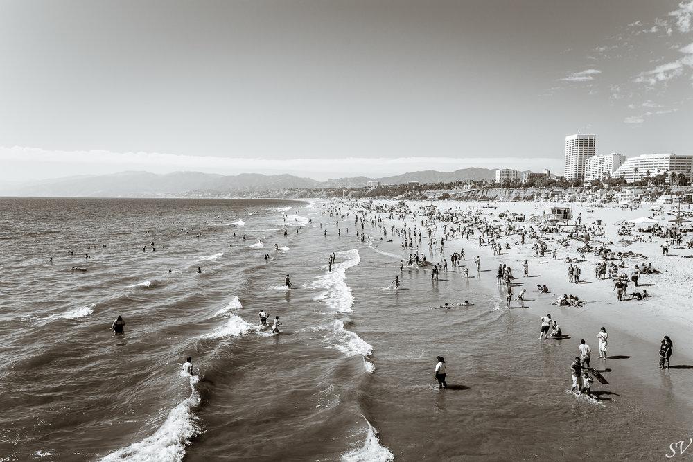 california - A day in California