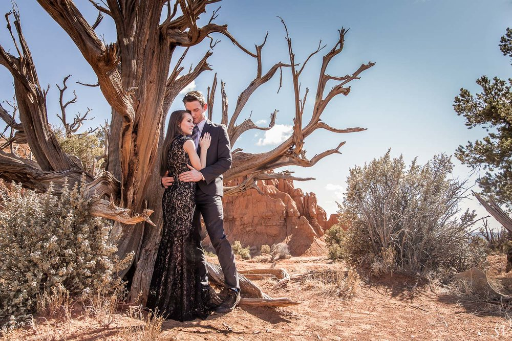 ENGAGEMENT & adventure session - Amoriese + Kyler - March 2018