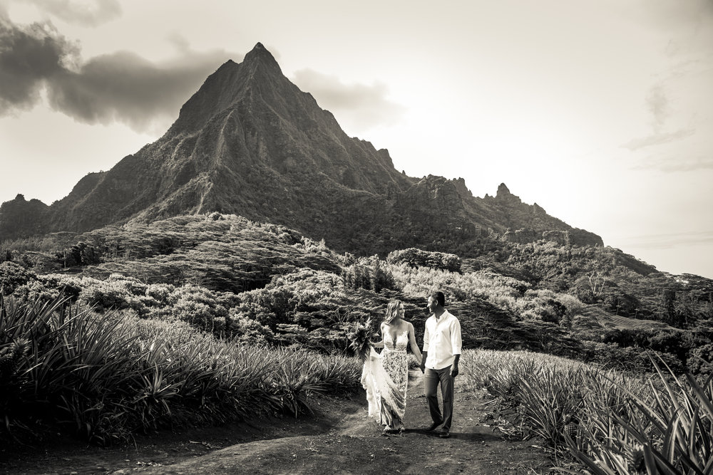 kim & kyaw - Destination ElopementLot of Love and Adventure !