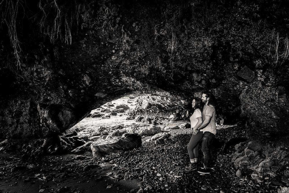 Mystic Beach grotto