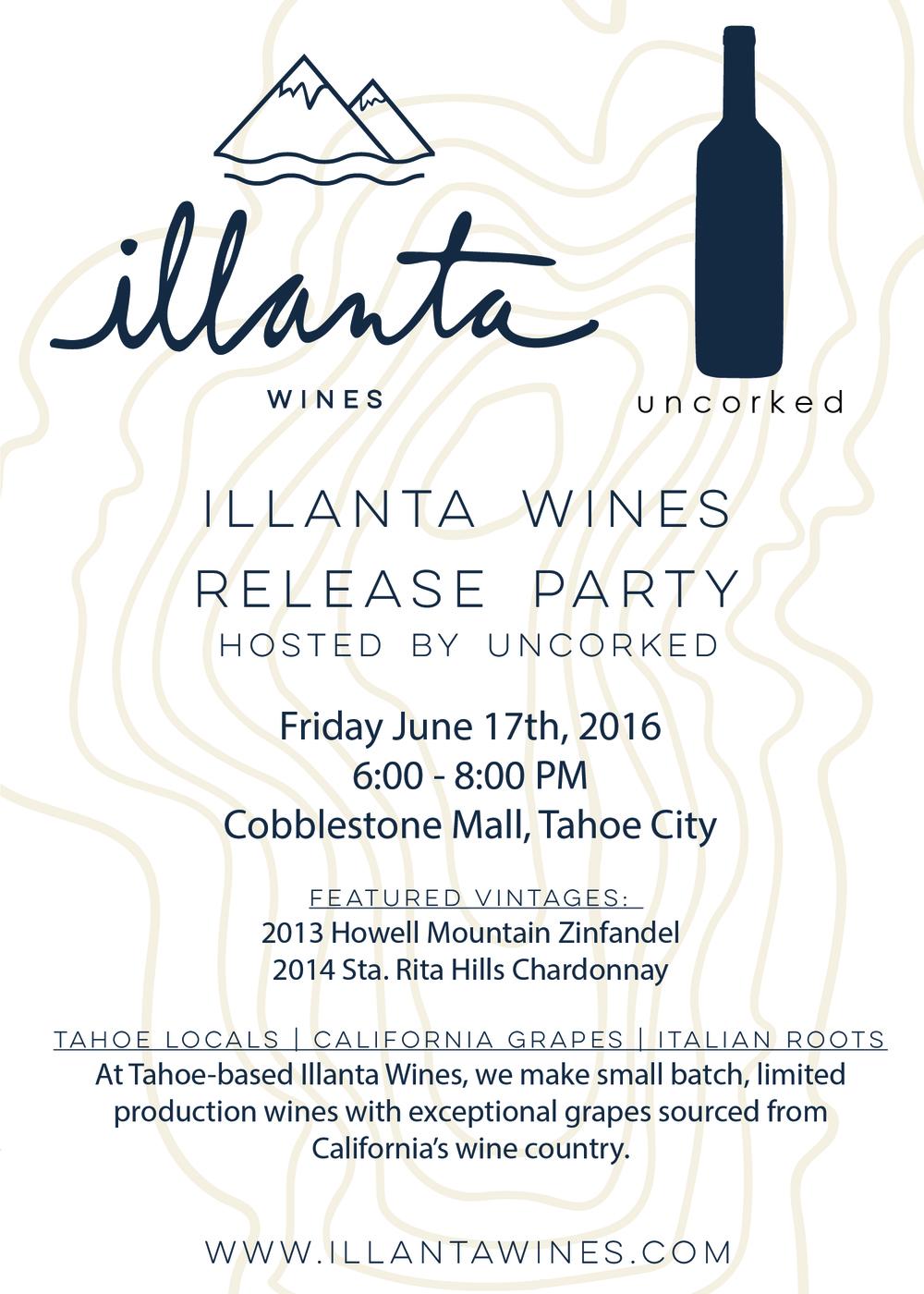 illanta wines release party