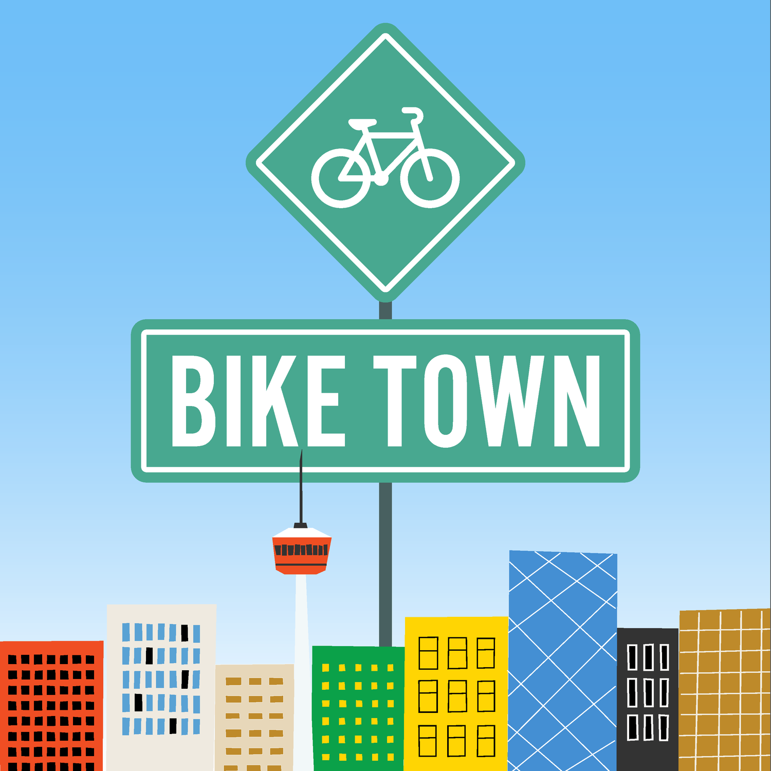 The Bike Town Podcast