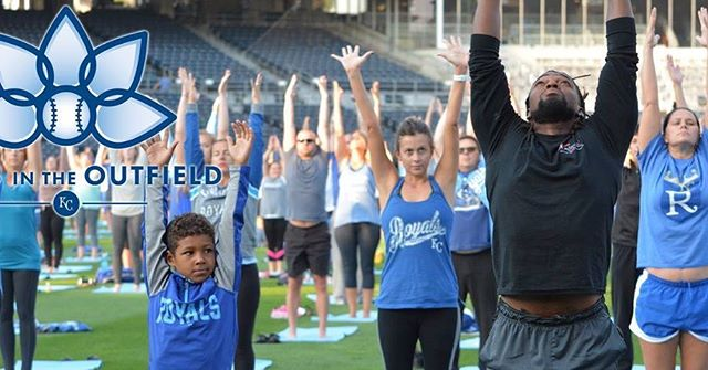 🎉GIVEAWAY 🎉 Enter to Win FREE entry to Yogis in the Outfield on our last post!!! Never done yoga? A perfect opportunity to try it out in a FUN environment with MANY other complete beginners. The class will offer options for brand new Yogis to advanced. Leave the ego at the door and come focus on YOU for 60 minutes. Come one come all! Register —  Royals.com/yoga #koremovement #yogisintheoutfield