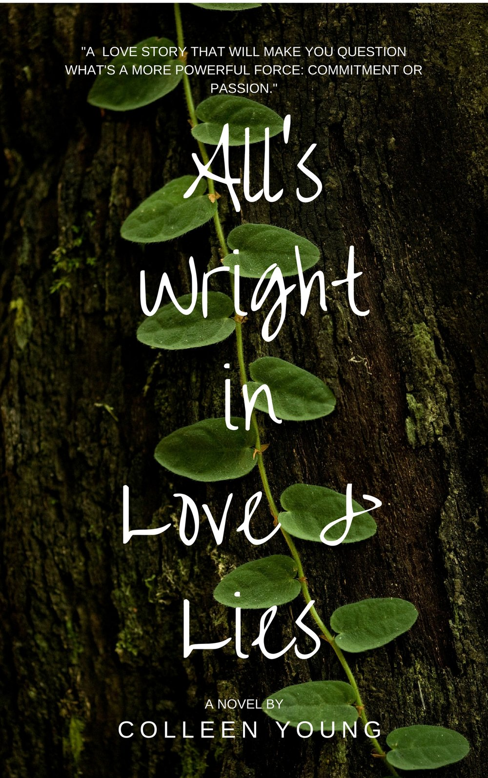 Cover Reveal - Here's the beautiful cover to All's Wright in Love & Lies! I hope you're as excited to read it as I am to share it with you. Keep checking back to find out how you can get your hands on it!