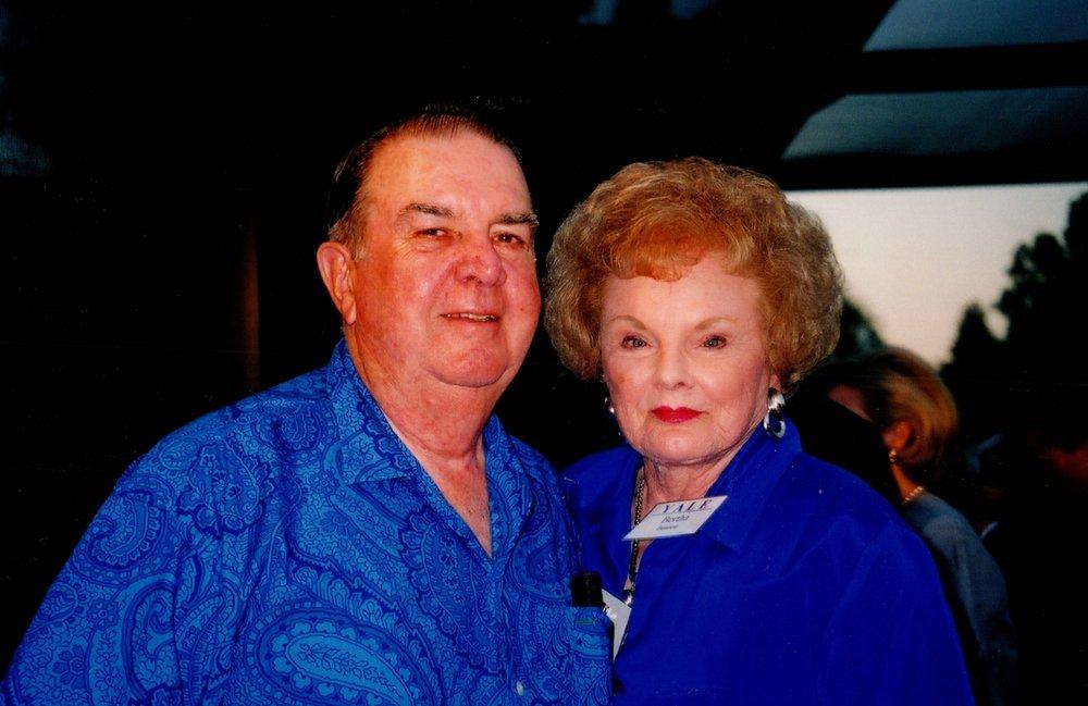 BERTHA AND DICK BENNETT '52