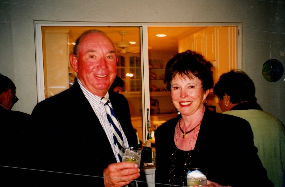 ANN AND BOB BENNETT '44