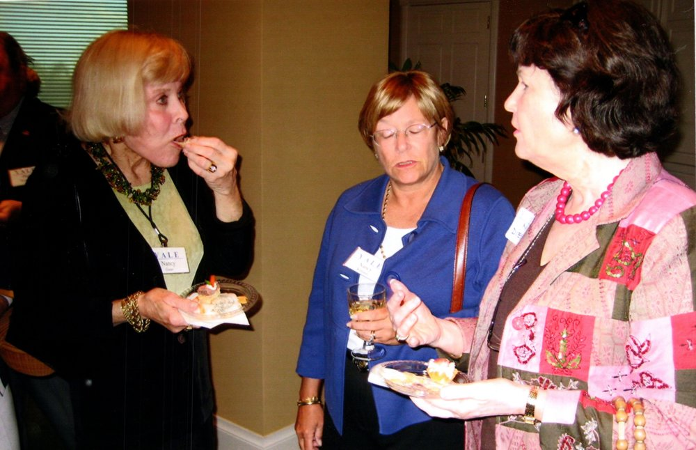 NANCY GUNN, NANCY WILLIAMS, NAN DIETRICH